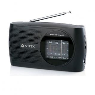 VITEK Радиоприемник VT-3587 BK
