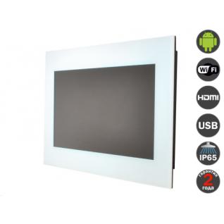 Телевизор AVS190SM белая рамка