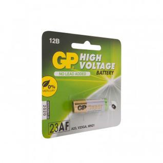 Батарейки GP 23AF 12V алкалин, д/автосигнализаций бл/1шт