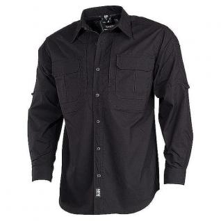 MFH Рубашка MFH Strike тактическая, цвет черный