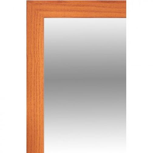 Зеркало МИР_в раме МДФ 352x24x953 / 300x900 (3400119.03) ольха 37858499