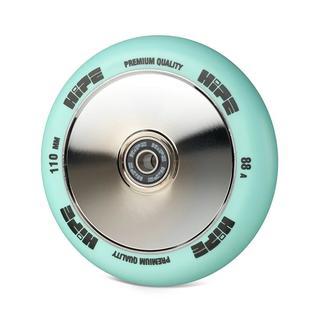 Колесо Hipe Medusa Wheel Lmt20 110мм Sky Blue/core Chrome, голубой/хром
