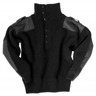 Mil-Tec Пуловер Alpin, австрийский, цвет черный