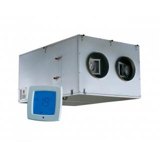 Приточно-вытяжная установка ВУТ 3000 ПВ ЕС с автоматикой