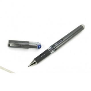 Ручка гелевая Pentel Hybrid gel Grip DX, синий, 0,7мм, К227-С