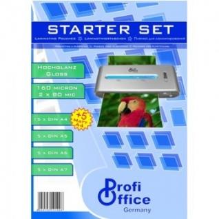 Пленка для ламинирования ProfiOffice стартовый набор
