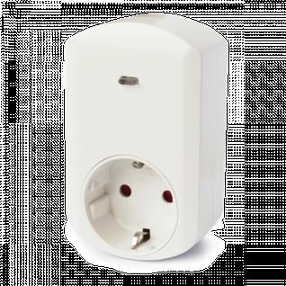 Модуль-выключатель в розетку Philio Plug с измерением энергопотребления PHI_PAN11