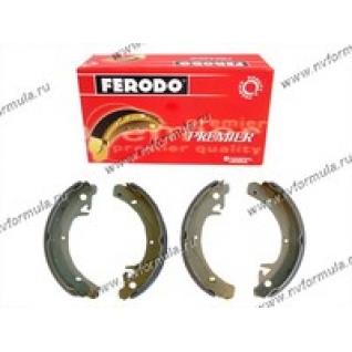 Колодки тормозные 2108-15 1118 задние FERODO FSB240