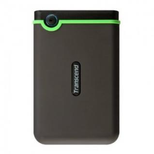 Портативный HDD Transcend StoreJet 25M3 Iron 1Tb 2.5, USB 3.0, TS1TSJ25M3S