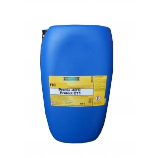 Антифриз Ravenol TTC Traditional Technology Coolant Premix 60л