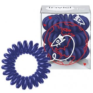 INVISIBOBBLE- Резинка-браслет для волос INVISIBOBBLE Universal Blue Коллекция вокруг света