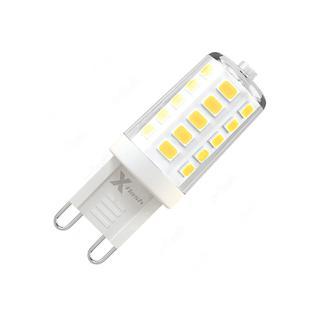 Лампочка светодиодная X-flash XF-G9-С32-3.3W-3000K-230V
