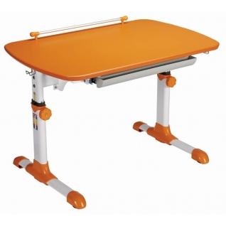 Бюрократ Стол детский Бюрократ CONDUCTOR-06/ORANGE столешница ЛДСП оранжевый ...