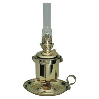 DHR Каютная лампа масляная DHR 8840/O 300 x 190 мм 175 мм 350 мл/до 50 часов из латуни