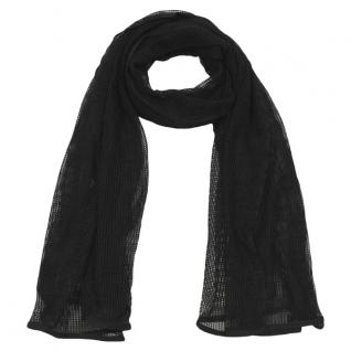 MFH Шарф MFH сетчатый, цвет черный
