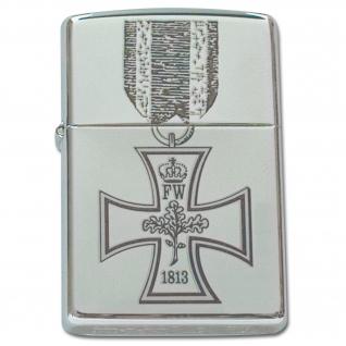 Zippo Зажигалка Zippo Железный Крест 1813