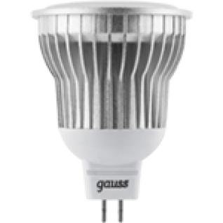 Gauss Лампа Gauss LED MR16 GU5.3-dim 8W SMD AC220-240V 2700K диммируемая