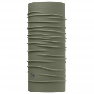Buff Шарф-труба Buff с защитой от УФ и насекомых, цвет оливковый
