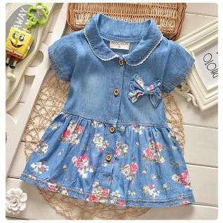 00004 Платье для девочки