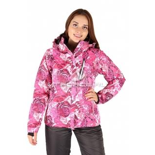 Куртка горнолыжная женская 1419