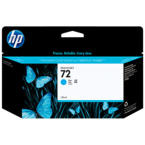 Картридж HP C9371A (№72) для HP Designjet T1100ps, оригинальный (голубой) 7569-01 Hewlett-Packard