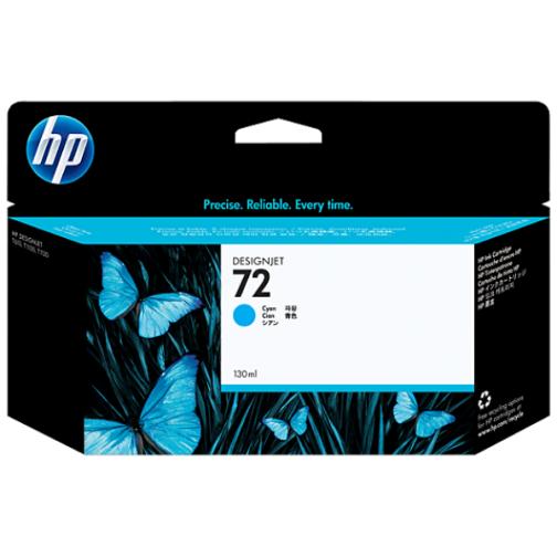 Картридж HP C9371A (№72) для HP Designjet T1100ps, оригинальный (голубой) 7569-01 Hewlett-Packard 850761