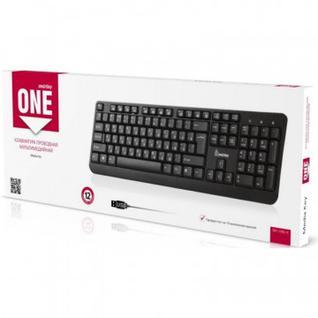 Клавиатура Smartbuy ONE 208 USB черная (SBK-208U-K)