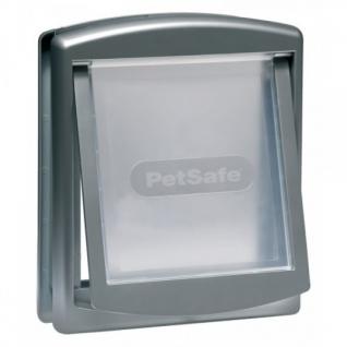PetSafe Дверца Original 2 Way средняя, серебряная