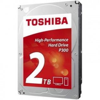 Жесткий диск Toshiba SATA-III 2Tb P300 (HDWD120EZSTA)