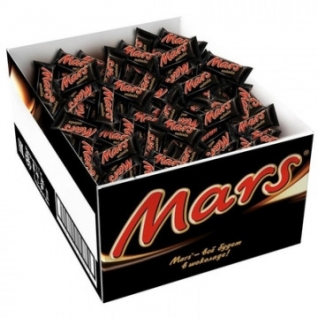 Шоколад Mars Minis, короб, 2,7кг