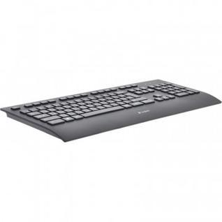 Клавиатура Logitech K280e черный USB (920-005215)