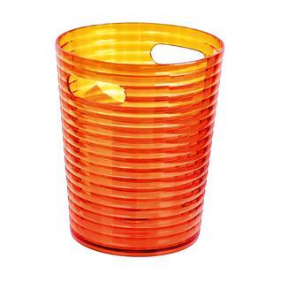 Ведро FIXSEN Glady 6,6 л оранжевое (FX-09-67)