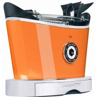 Тостер Bugatti Volo Orange