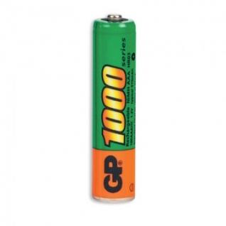 Аккумулятор GP 1000mAh АAA/HR03 NiMh бл/2шт