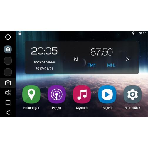 Штатная магнитола FarCar s200 для Ssang Yong Actyon 2013+ на Android (V355) 36994969 2