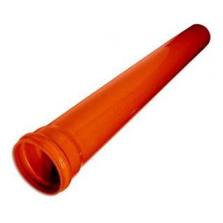 Труба канализационная наружная 110х2000