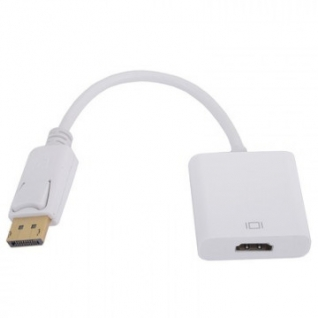Переходник переходник Vcom DisplayPort(M) - HDMI(F) (CG553) 0.1m