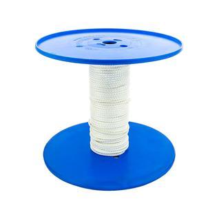 Веревка устойчивая к УФ Conacord DIN83307 полиамид белый D4x8 мм (500м)