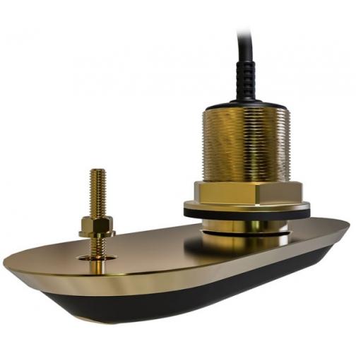 Датчик эхолота сквозной Raymarine RV-220P Thru-Hull левобортный (А80468) 36981595