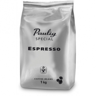 Кофе Paulig Special Espresso в зернах 1 кг.