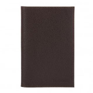 Обложка для паспорта O.1.LG.коричневый