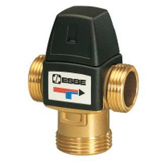 Клапан термосмесительный ESBE 1'' нар/нар/нар боковое смешение 35-60 град VTA322 (Kvs-1.6 куб м/час)