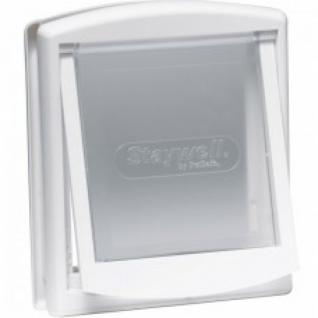 PetSafe Дверца Original 2 Way маленькая, белая