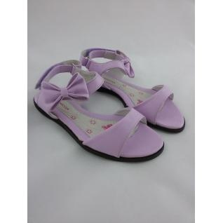 D12722Е(12) сиреневый туфли для девочки 31-37 (32) Барракуда