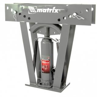 Трубогиб гидравлический Matrix 181335