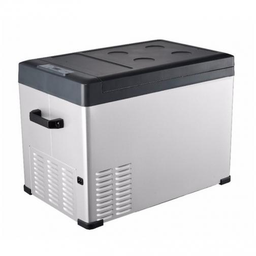 Kомпрессорный автохолодильник ALPICOOL C40 черный (40л, 12/24/220В) 36995014