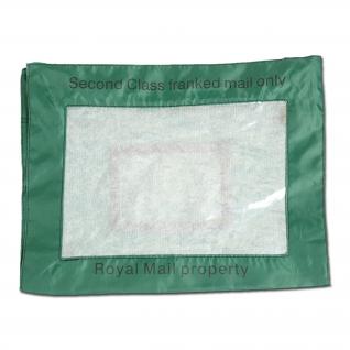 Мешок Posttasche Royal Mail (как новый) зелёный
