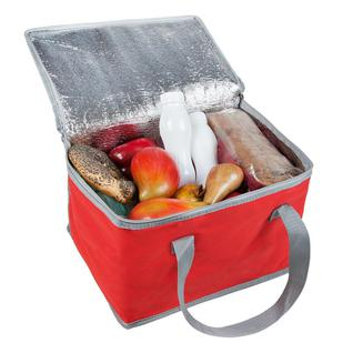 Сумка-холодильник Glacier, красная 2398.50
