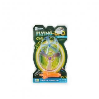 """Летающие диски с запускающим устройством """"Летающий НЛО"""""""