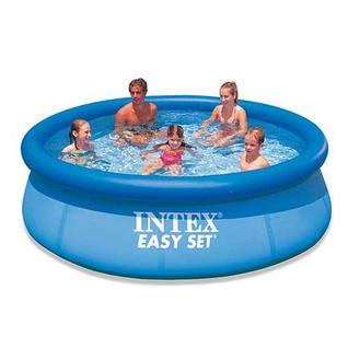 """Надувной бассейн 28130np """"изи сет"""" 366х76см, Intex"""